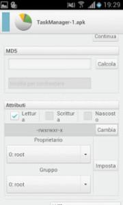 Installare file APK e OBB su Android