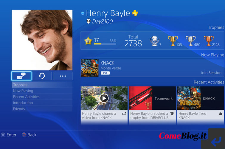 eliminare account psn