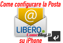 posta libero iphone