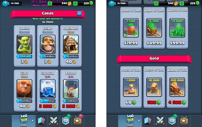 Come giocare a Clash Royale senza spendere soldi